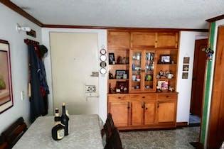 Apartamento en San Antonio Norte, con 3 habitaciones - 61.97 mt2.