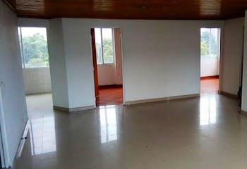 Apartamento en venta el Rosario Barrios Unidos - 99.49 mts, 3 habiatciones.