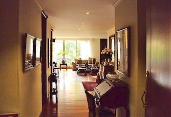 Apartamento de 245m2 en La Carolina, Bogotá - con terraza de 30m2