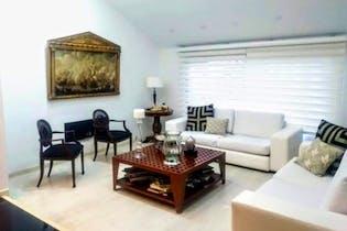 Casa en Contador, Cedritos - 227mt, tres alcobas, chimenea, terraza