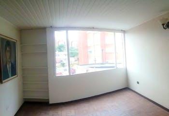Apartamento En La Esmeralda-Nicolás de Federman, con 5 habitaciones - 137 mt2