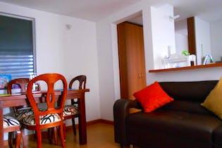 Apartamento en Gran Granada - 41.19 mts, 2 parqueaderos.