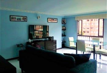 Apartamento en venta en Barrio Cedritos de tres habitaciones