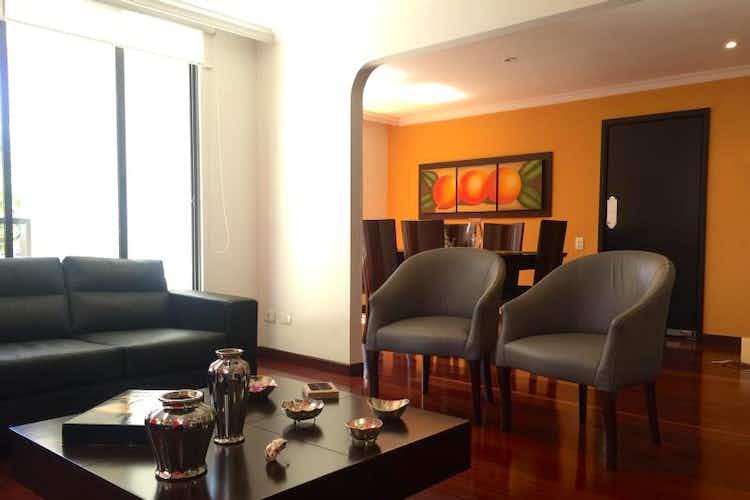 Portada Apartamento de 178m2 en Santa Bárbara Central, Bogotá - con tres alcobas
