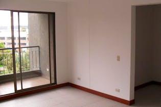 Apartamento de 115m2 en San Antonio Norte, Bogotá - con tres alcobas