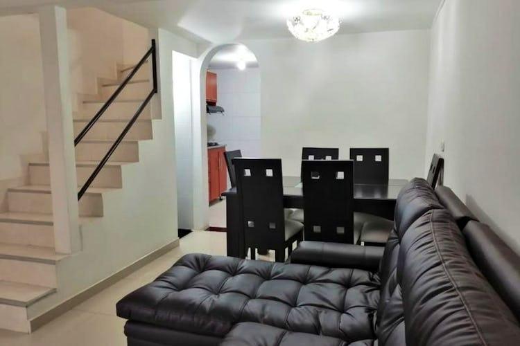 Portada Casa en Zona Franca - 55 mts, 2 habitaciones.