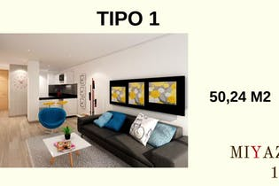 Miyazu 122, Apartamentos en venta en Batán de 1-2 hab.