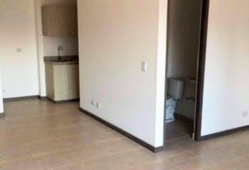 Apartamento en Calle Larga, Sabaneta - 63mt, dos alcobas, balcón