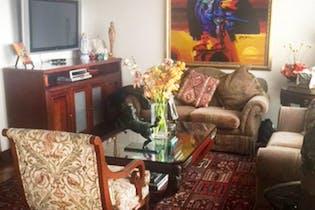 Apartamento en venta en Barrio Usaquén de 3 hab. con Zonas húmedas...