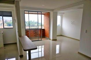 Apartamento en Villa Paula, Itagui - 65mt, dos alcobas, balcón