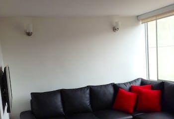 Apartamento en Cantalejo - Bogota, con tres habitaciones