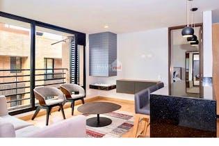 Apartamento en venta en Rosales, 51m² con Bbq...