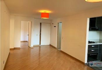 Apartamento en Chapinero Alto - Bogota, cuenta con 2 habitaciones