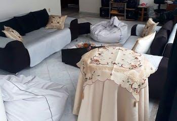 Apartamento en venta en Quinta Camacho de 3 habitaciones