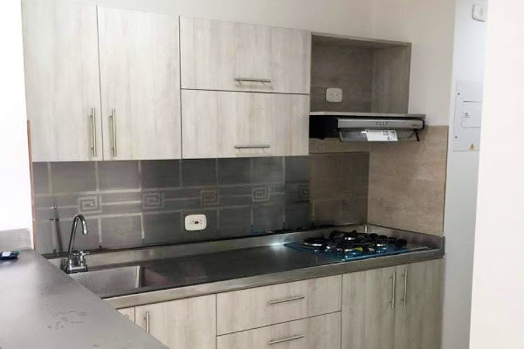 Portada Apartamento en El Trapiche, Sabaneta - Tres alcobas