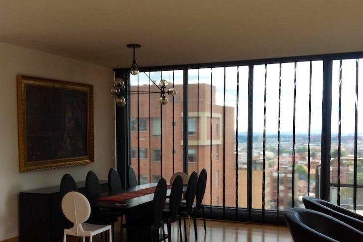 Portada Apartamento en Rosales, Chapinero - Tres alcobas