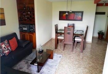 Apartamento en venta en Itagüí, 76m²