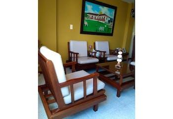 Apartamento en El Trianón, Envigado - Tres alcobas