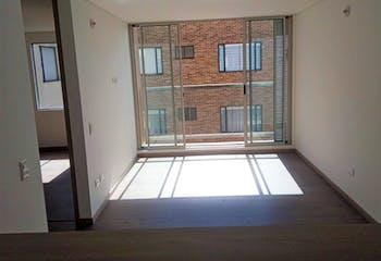 Apartamento en Galerias - Teusaquillo, con dos habitaciones