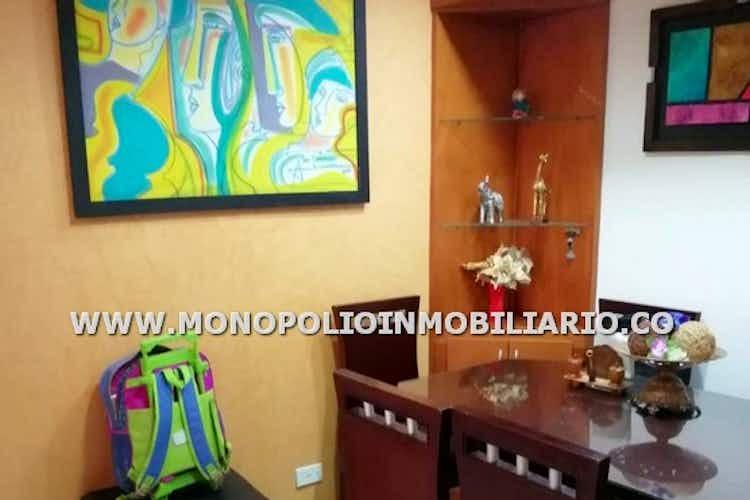 Portada Apartamento en el Sector Calasanz , cuenta con dos habitaciones