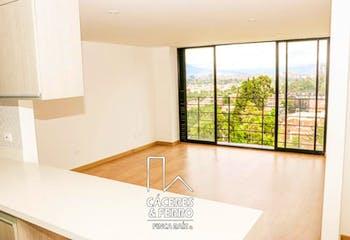 Apartamento en Niza, Niza - 106mt, tres alcobas, balcón