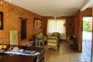 Casa en Santa Fe de Antioquia, llano de bolivar - Tres alcobas-150mt2