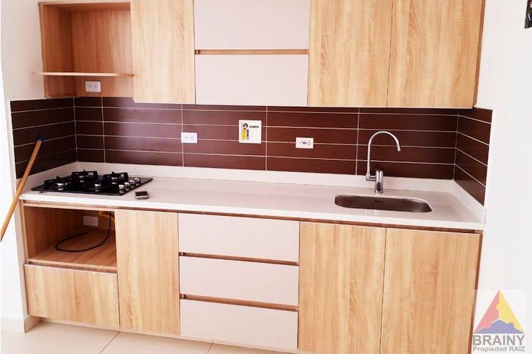 Portada Apartamento de 70m2 en Las Asturias, Itagüí - con tres habitaciones