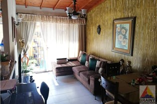 Apartamento de 61m2 en Santa Maria, Itagüí - con tres habitaciones