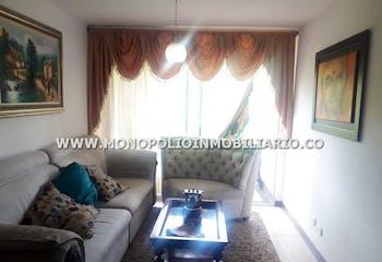 Apartamento de 78m2 en San José, Sabaneta - con tres habitaciones