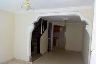 Casa en Osorio, Kennedy con 4 habitaciones y estudio - 72.49 mt2.