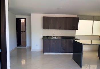 Apartamento en Maria Auxiliadora, Sabaneta - 76mt, tres alcobas, balcón