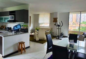 Apartamento de 126m2 en Castropol, El Poblado - con tres alcobas