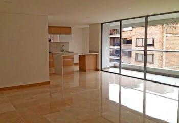 Apartamento en laureles - 137 mts, 1 parqueadero.