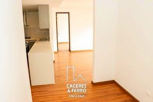 Apartamento de 107m2 en Sotileza, Bogotá - con tres habitaciones