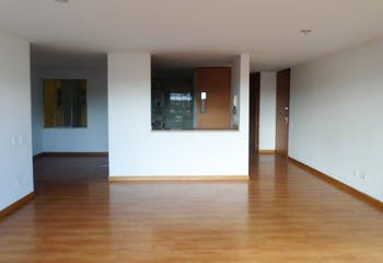 Apartamento en venta en Caobos Salazar de 112m² con Zonas húmedas...
