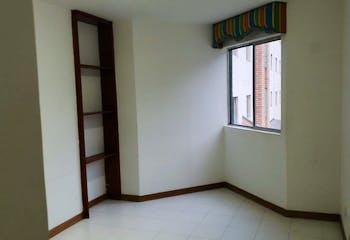 Apartamento en Calasanz, La America -80mt, tres alcobas