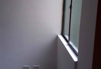 Apartamento en Boston, La Candelaria - 52mt, dos alcobas, balcón