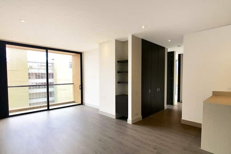 Portada Apartamento Para estrenar en Chico Reservado - Bogota, cuenta con dos habitaciones