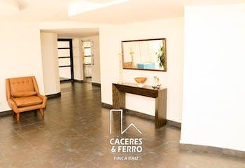 Apartamento En Bogota - Sotileza, con tres habitaciones