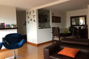 Apartamento de 95m2 en Alameda Campestre, Bogotá - con tres habitaciones