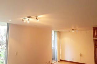 Apartamento en El Poblado - Las Palmas, cuenta con dos alcobas