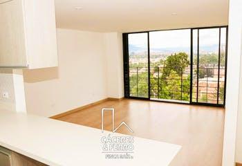 Apartamento En Bogota - Sotileza, cuenta con tres habitaciones