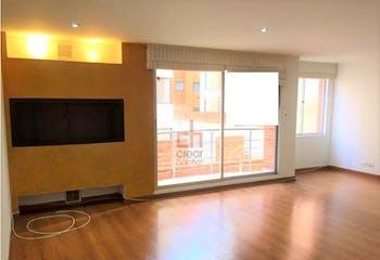 Apartamento en Cedritos, 108 mts2-3 Habitaciones, terraza de 30 mt2