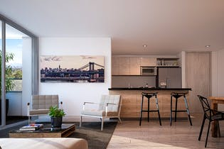 Vivienda nueva, Hatoverde, Apartamentos nuevos en venta en La Primavera con 3 hab.
