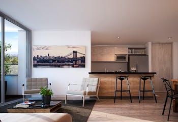 Proyecto nuevo en Hatoverde, Apartamentos nuevos en La Primavera con 3 habitaciones