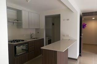 Apartamento de 80m2 en El Chingui, Envigado - con dos habitaciones