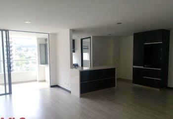 Bruja Bonita, Apartamento en venta en Loma De Las Brujas con acceso a Gimnasio