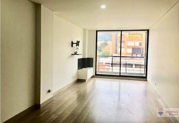 Apartamento en Santa Barbara, 99,03 mts2- 2 Habitaciones,Chimenea