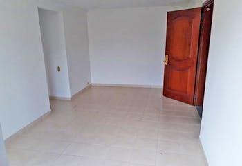 Apartamento Los Colores, con 3 habitaciones y balcón - 75 mt2.