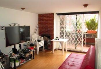 Apartamento en venta en Barrio Usaquén, 50m² con Gimnasio...
